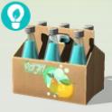 TS4 Fizzy Inspired Juice Box