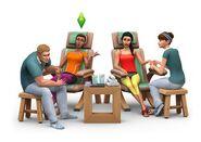Sims4 dia spa Render2