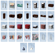 Sims 4 Interiorismo Objetos 4