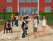 The Sims 2 Teen Style Stuff Screenshot 10