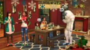 The Sims 4 Holiday Celebration Pack Screenshot 09