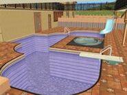 111 Vine Street pool