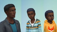 TS4 Patch 112 hair 4