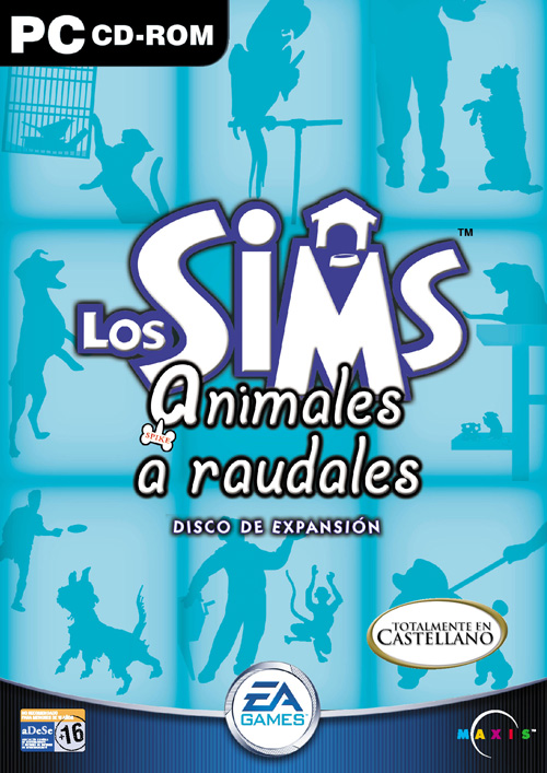 Los Sims: Animales a raudales