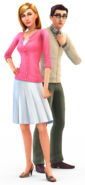 The Sims 4 Render 17