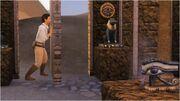 Tomb-Secrate Door