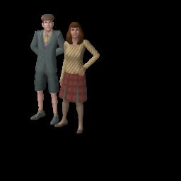 Семья Колби (The Sims 3)