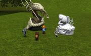Gnomes magiques Ambitions