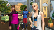 The Sims 4 - Fitness (5)