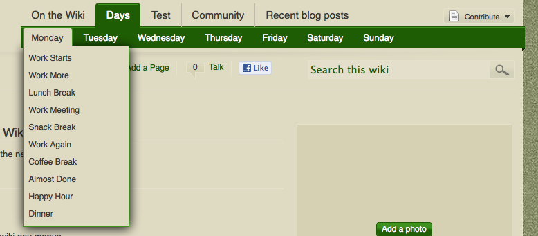 """Lost Labyrinth/Wiki navigation bar to be """"overhauled"""""""