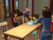 Birthday of Angela and Lilith Pleasant