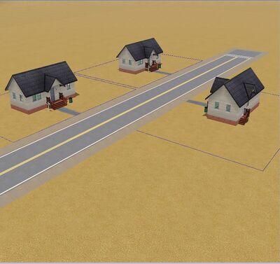 Calle Tierra 12,15 y 16 versión de Luis Simspedia