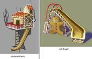 Les Sims 3 Katy Perry Délices Sucrés Concept art 4
