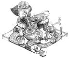Les Sims Abracadabra Concept art 1