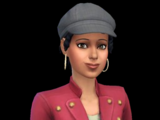 Holly Alto (The Sims 4: Get Famous)