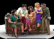 TS4 Render Sims