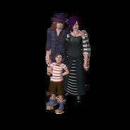 Familia Lápida (LS3)