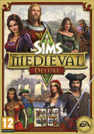 Jaquette Les Sims Medieval Deluxe.jpg