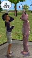 TS2 Social Bunny