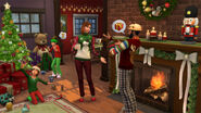 The Sims 4 Holiday Celebration Pack Screenshot 05