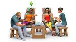 Les Sims 4 Détente au spa Render 1