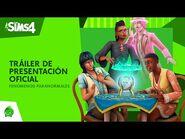 Los Sims™ 4 Fenómenos Paranormales Pack de Accesorios- tráiler de presentación oficial