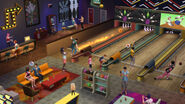 Sims4 Noche de Bolos 2