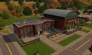 Crestview School and Stadium