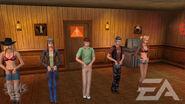 The Sims 2 PSP Screenshot 02