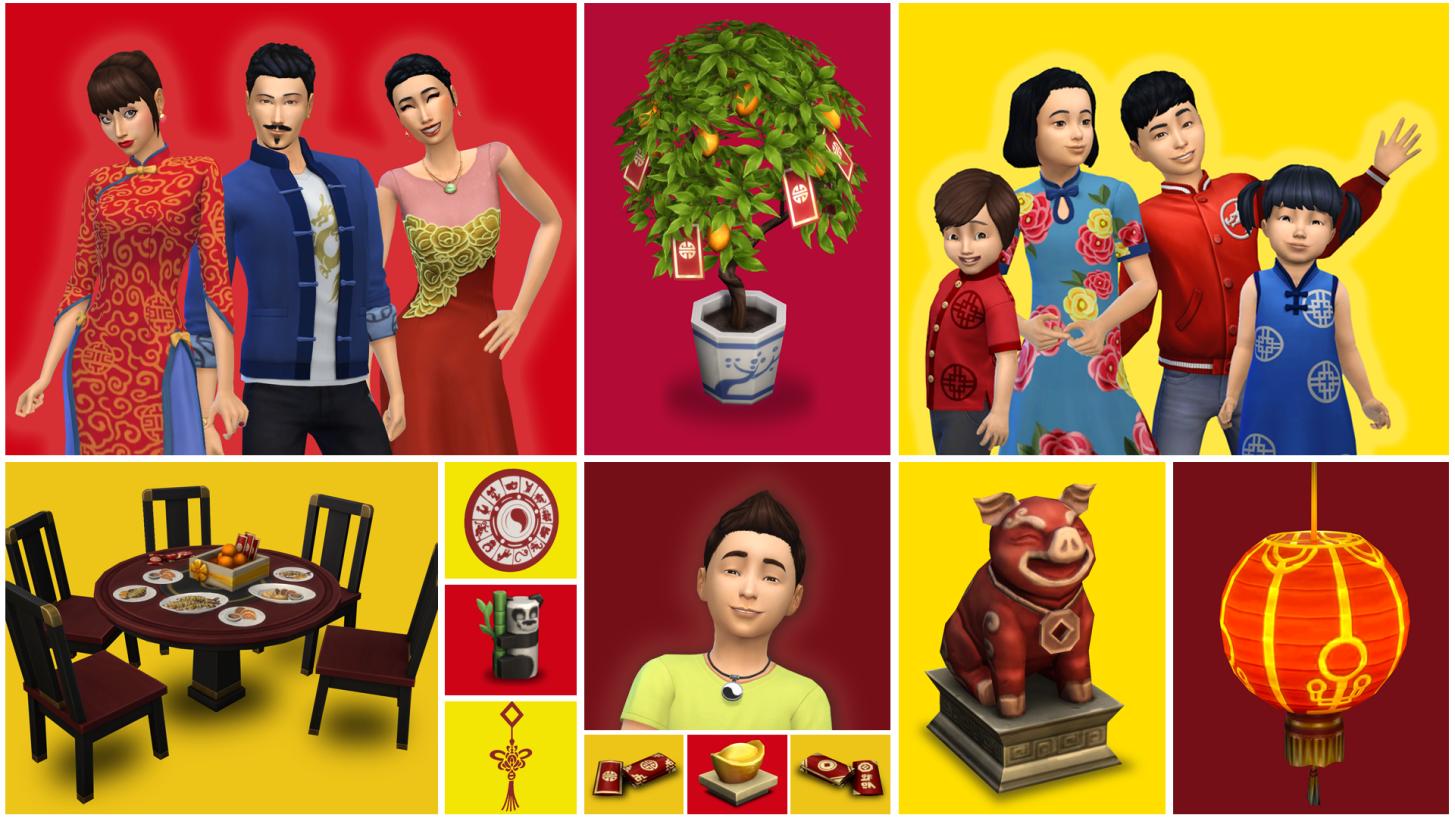 The Sims 4/Обновление №77