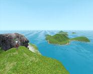 Необитаемый остров райские острова