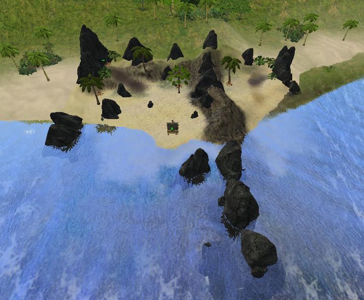 Volcano Shores