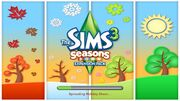 Seasons loading screan