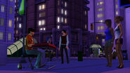 TS3 latenight street piano