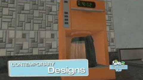 The Sims 2 Kitchen & Bathroom - Official Trailer