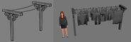 Clothesline Concept