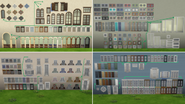 TS4 Patch 119 swatches 8