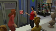 16. Meredith Explains the Store