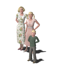 Jones family (Roaring Heights)