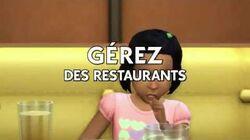 Les Sims 4 Au Restaurant Promo 1