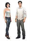 Les Sims 4 Concept art 03