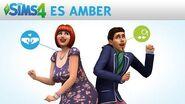 Los Sims 4 Es Amber - Trailer Oficial Historias Divertidas