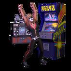 Render Les Sims 3 70's 80's 90's 03