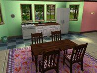 Caliente LS3 - Comedor y cocina