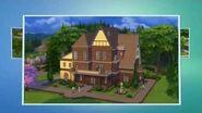 Los Sims 4 Modo Construir Gameplay - Trailer Oficial