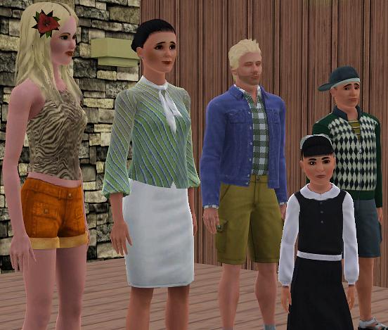 Langerak family