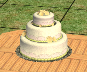 Wedding Cake The Sims Wiki Fandom
