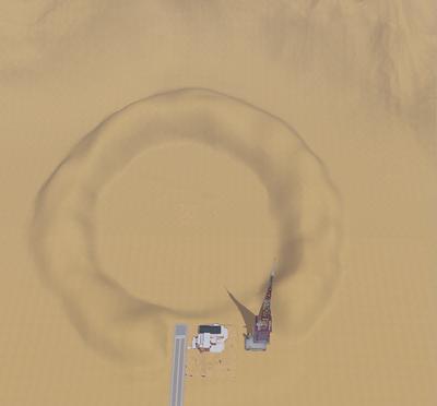 Cráter mejorado versión de Luis Simspedia