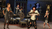 TS3 supernatural eatingfish