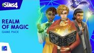 The Sims™ 4 Realm of Magic Official Trailer